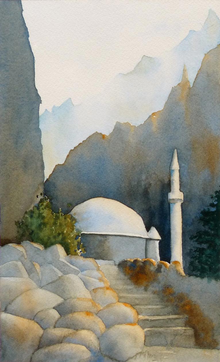 Jane Fritz: Mosque
