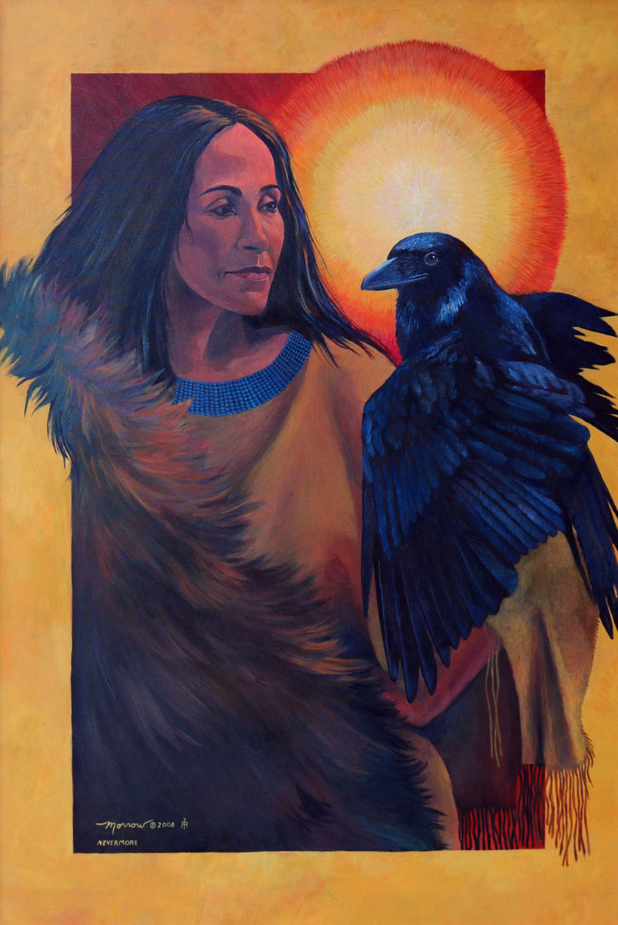 Kathy Morrow: Nevermore