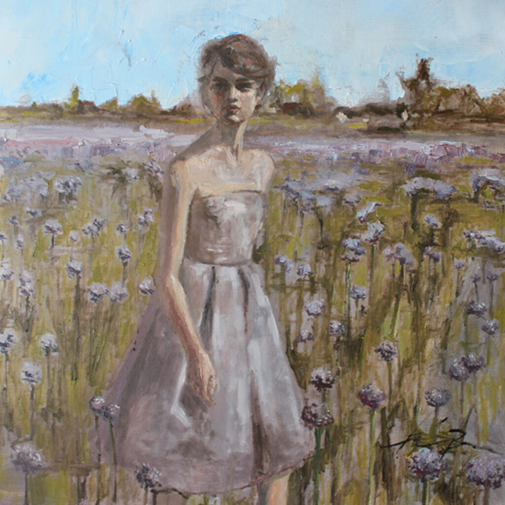 Gloria Blinn: Parmi Les Fleurs