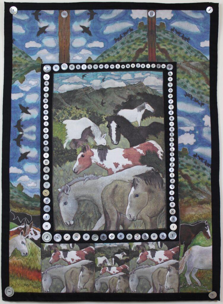 Placitas Wild Horses