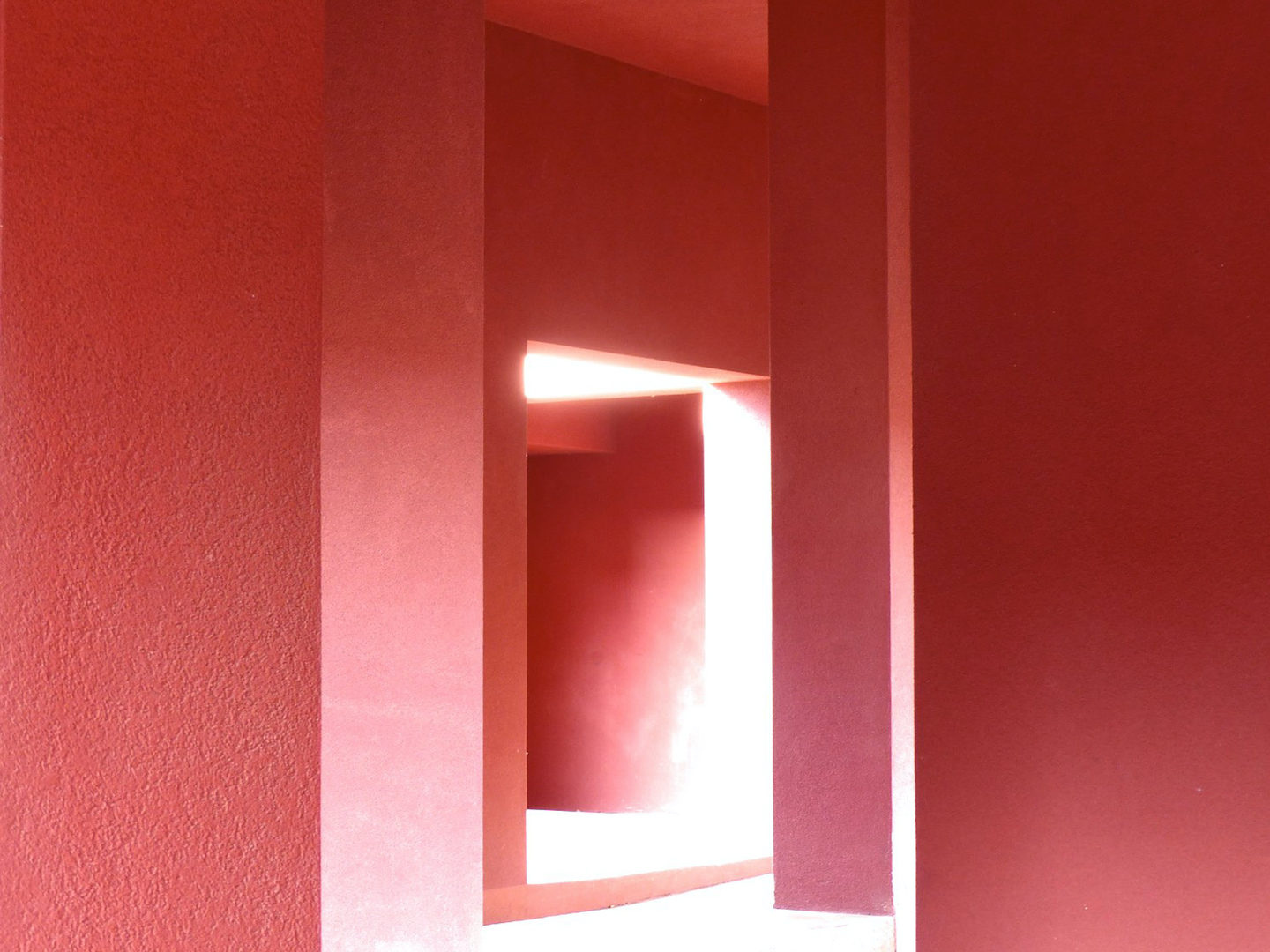 Dan Shaffer: Red Hallways