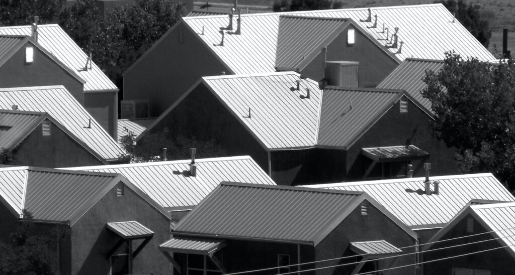 Dan Shaffer: Rooftops
