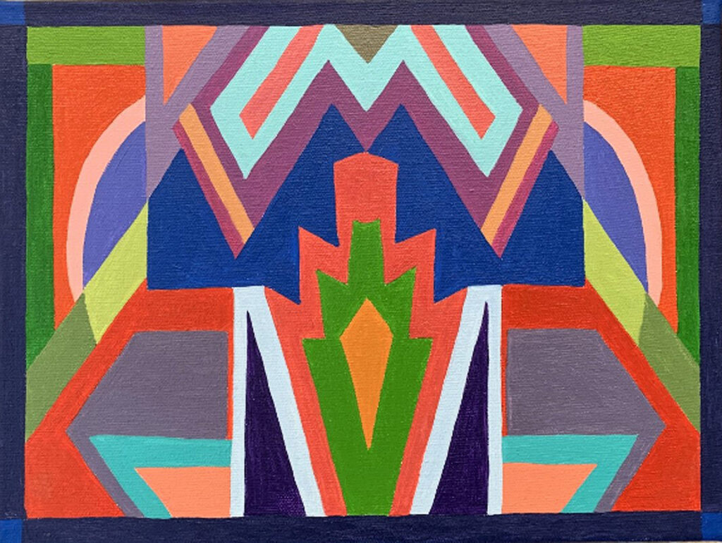 Connie Falk: Southwest Deco
