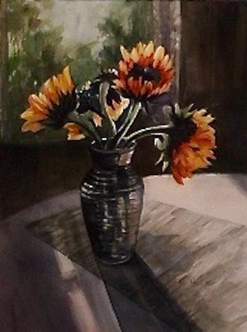Pam Hostetler: Sunflowers