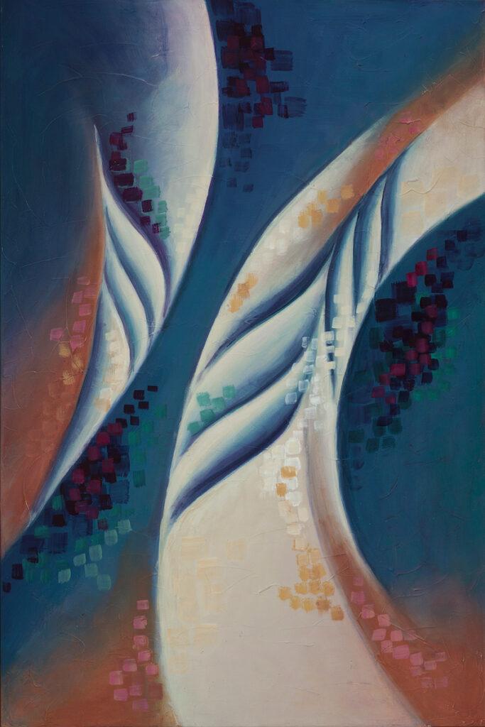 Barbara Nahler: Turquoise Delight