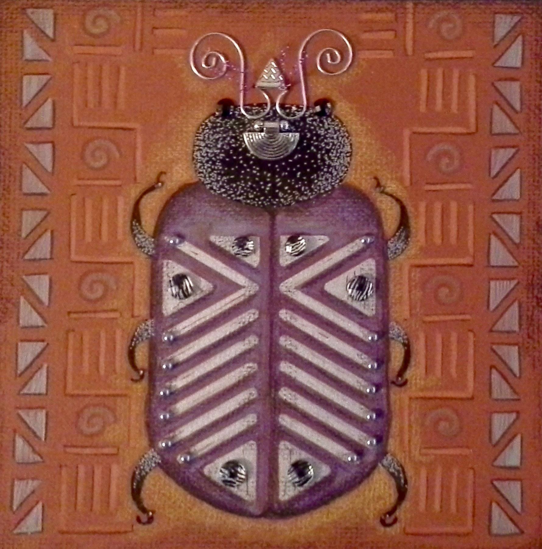 Ann Jeffries: Warrior Fantasy Beetle