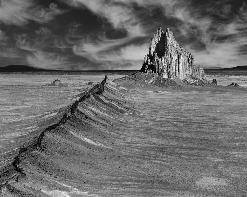 Paul Dressendorfer: Winged Rock