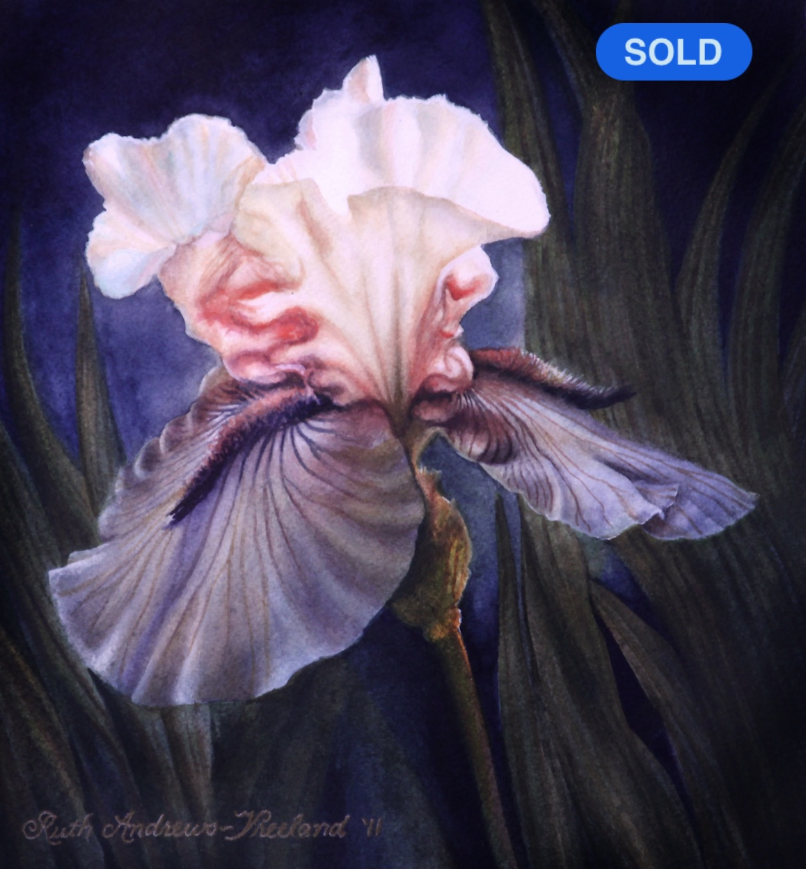SOLD – Ruth Andrews-Vreeland: Thornbird