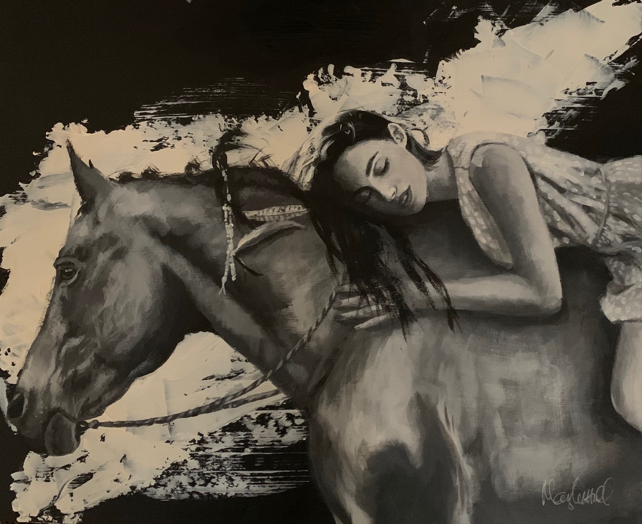 Mary Luttrell: Breathe