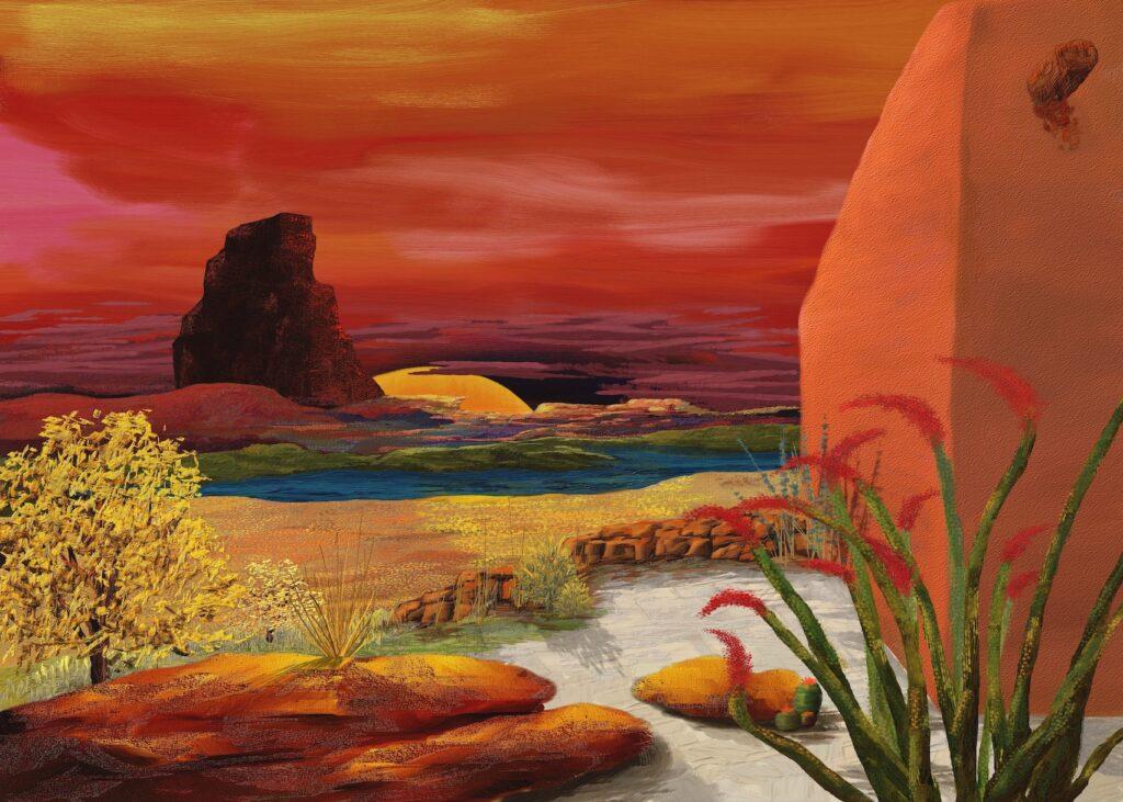David Henderson: Edge Of Bliss