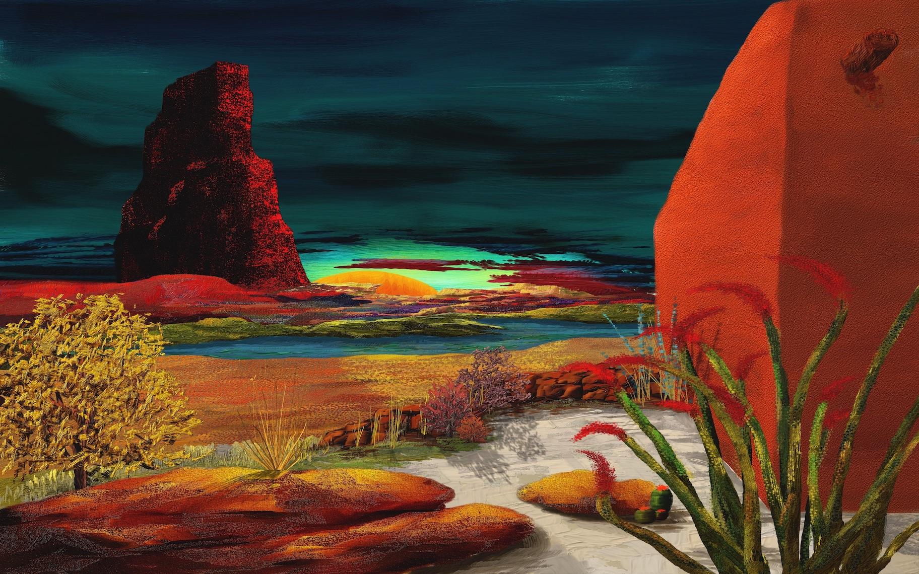 David Henderson: Edge Of Night