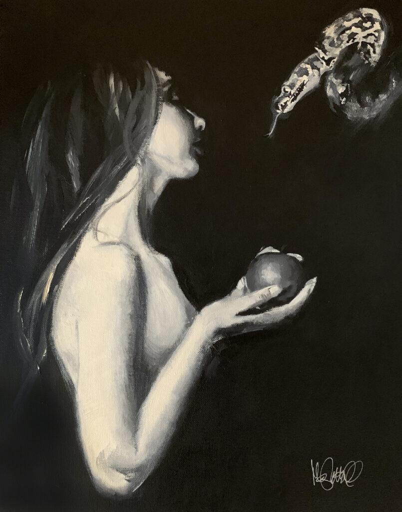 Mary Luttrell: Eve