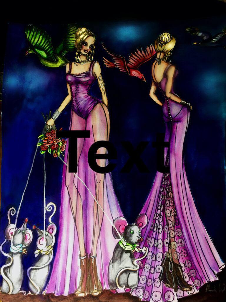 Monah Li: Fairy Wedding