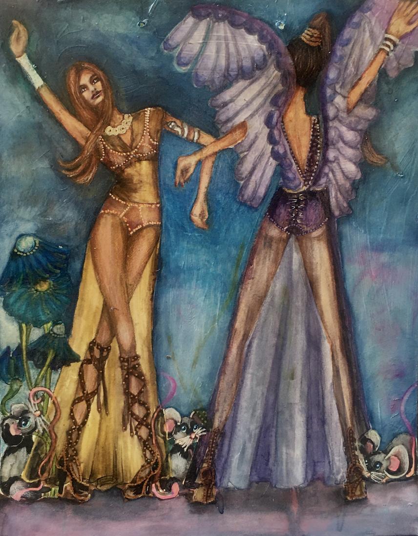 Monah Li: Fashion Angels