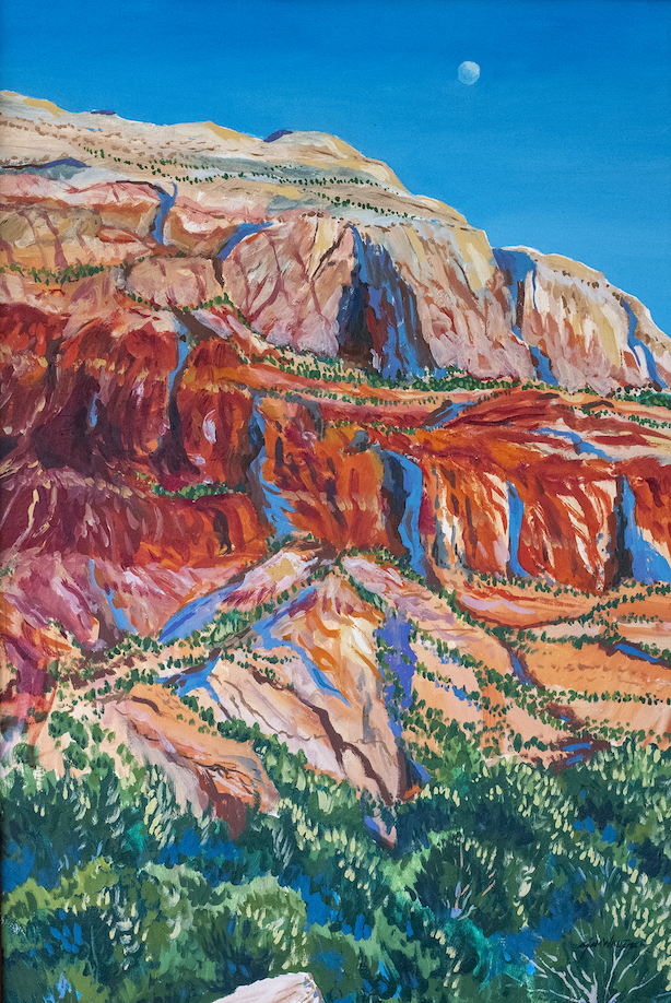 Jim Walther: Guadalupe Canyon