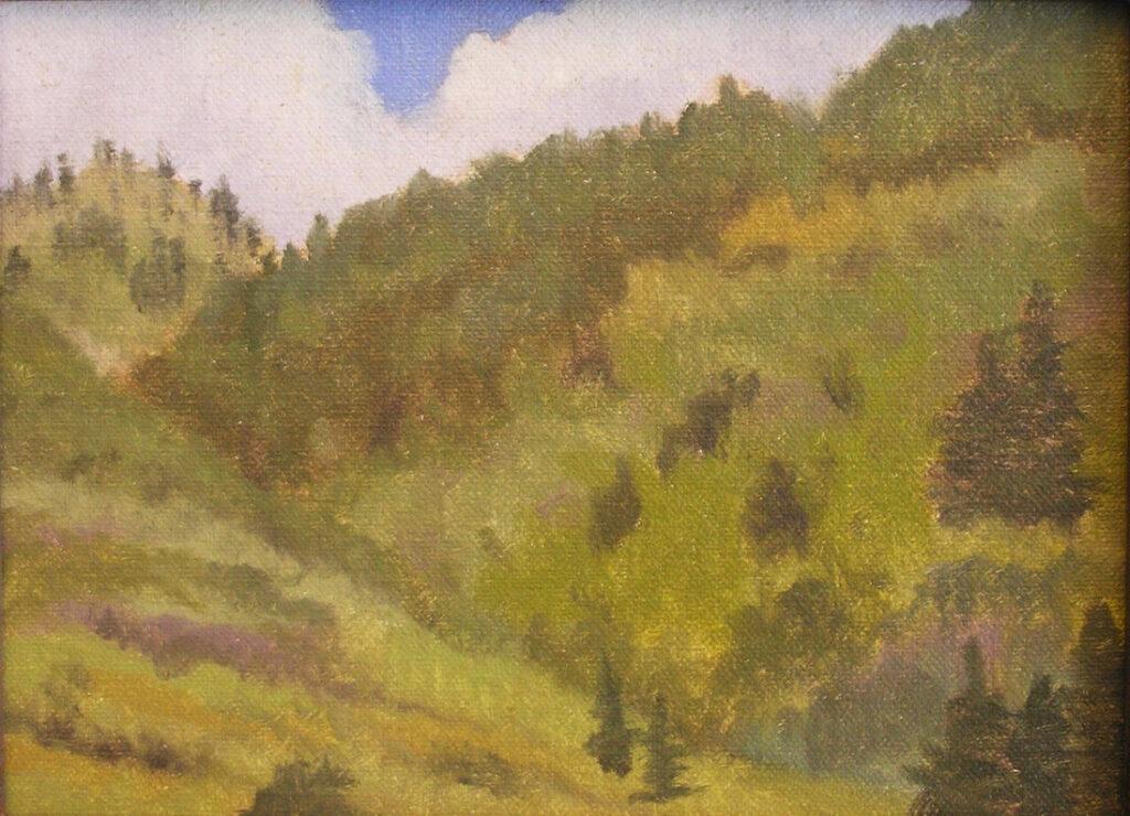 Reid Bandeen: High Country Hills