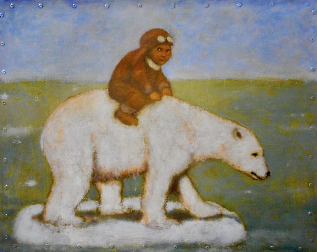 Santiago Perez: How the Polar Bear Rescued the Little Aviator