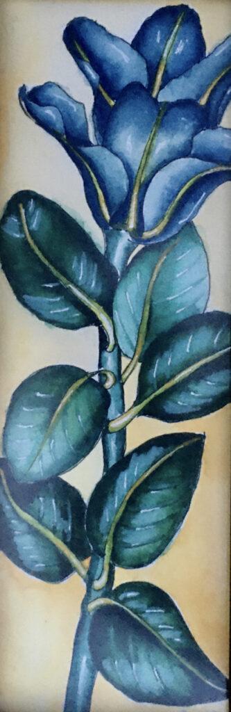 Monah Li: Juice Leaves