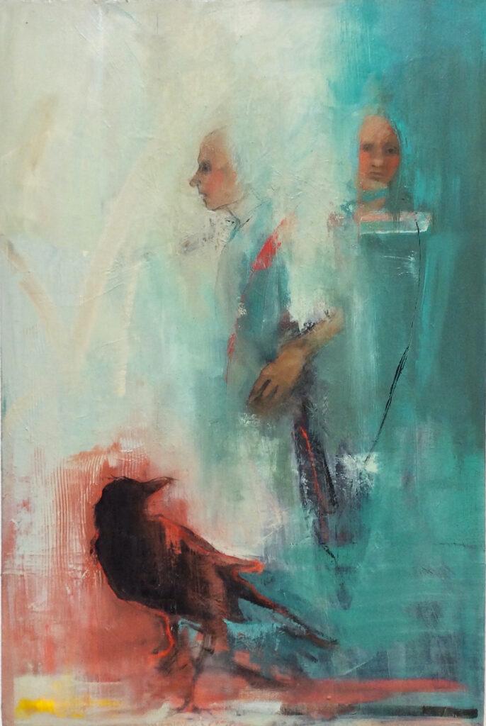 Judith Marquez: Messengers I