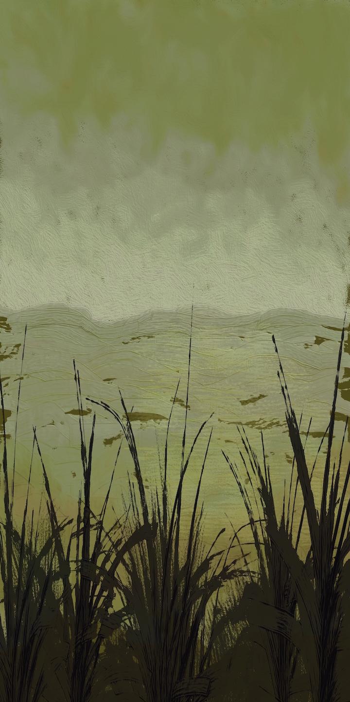 David Henderson: Morning Mist