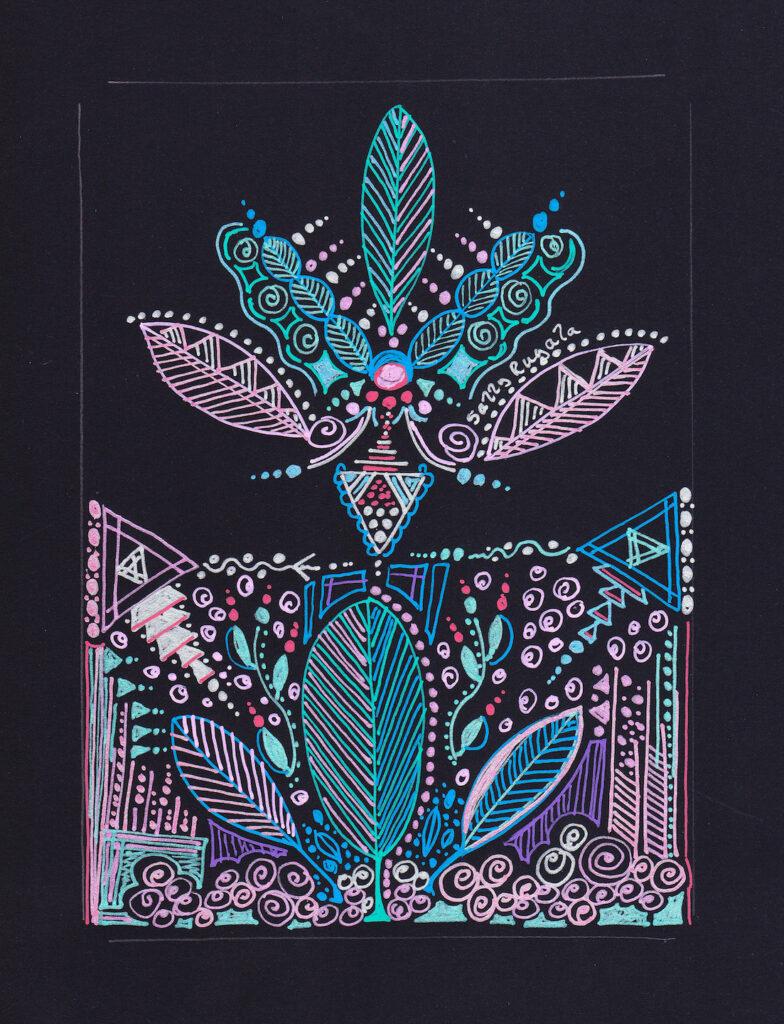Sally Rugala: Palm of Joy