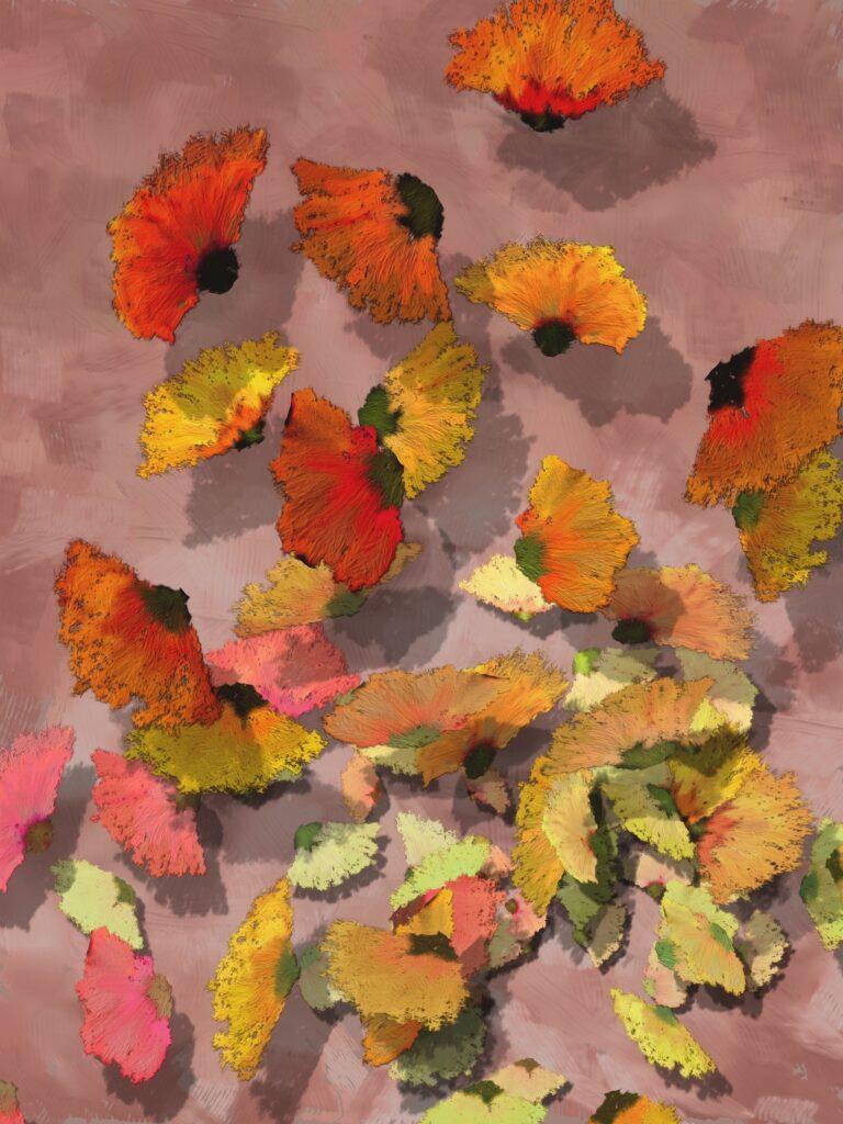 David Henderson: Popping Poppies