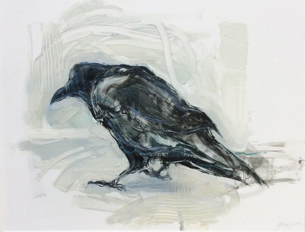 Judith Marquez: Raven II