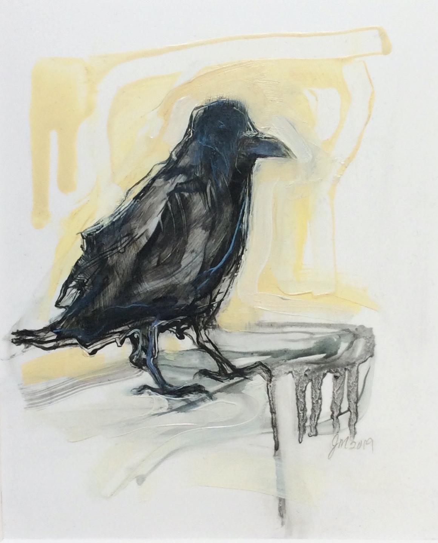 Judith Marquez: Raven III