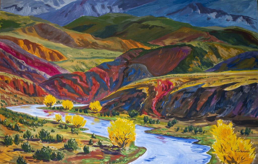 Jim Walther: Rio Chama Canyon