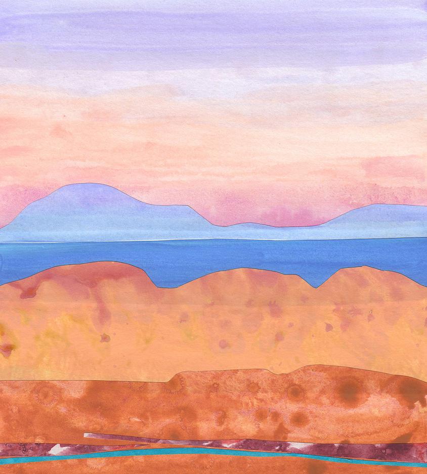 Robyn A. Frank: Sandstone Dreams