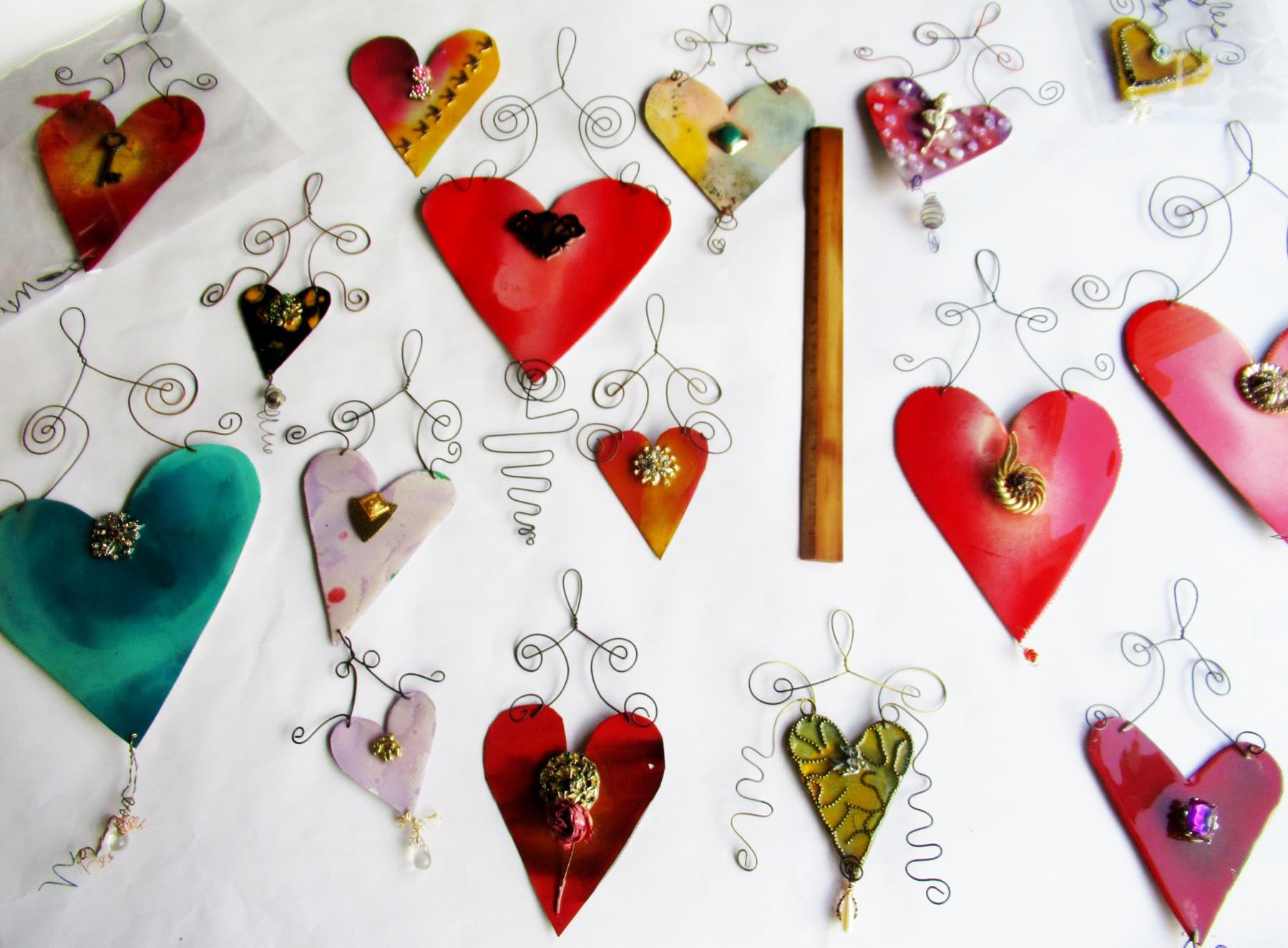 John Bumkens: Set of Hearts