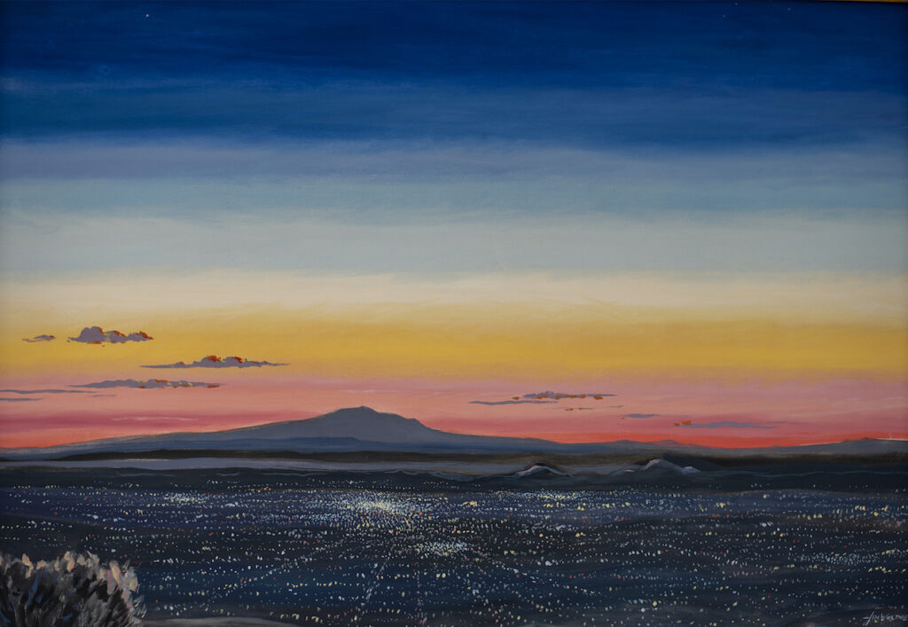 Jim Walther: Sunset Albuquerque