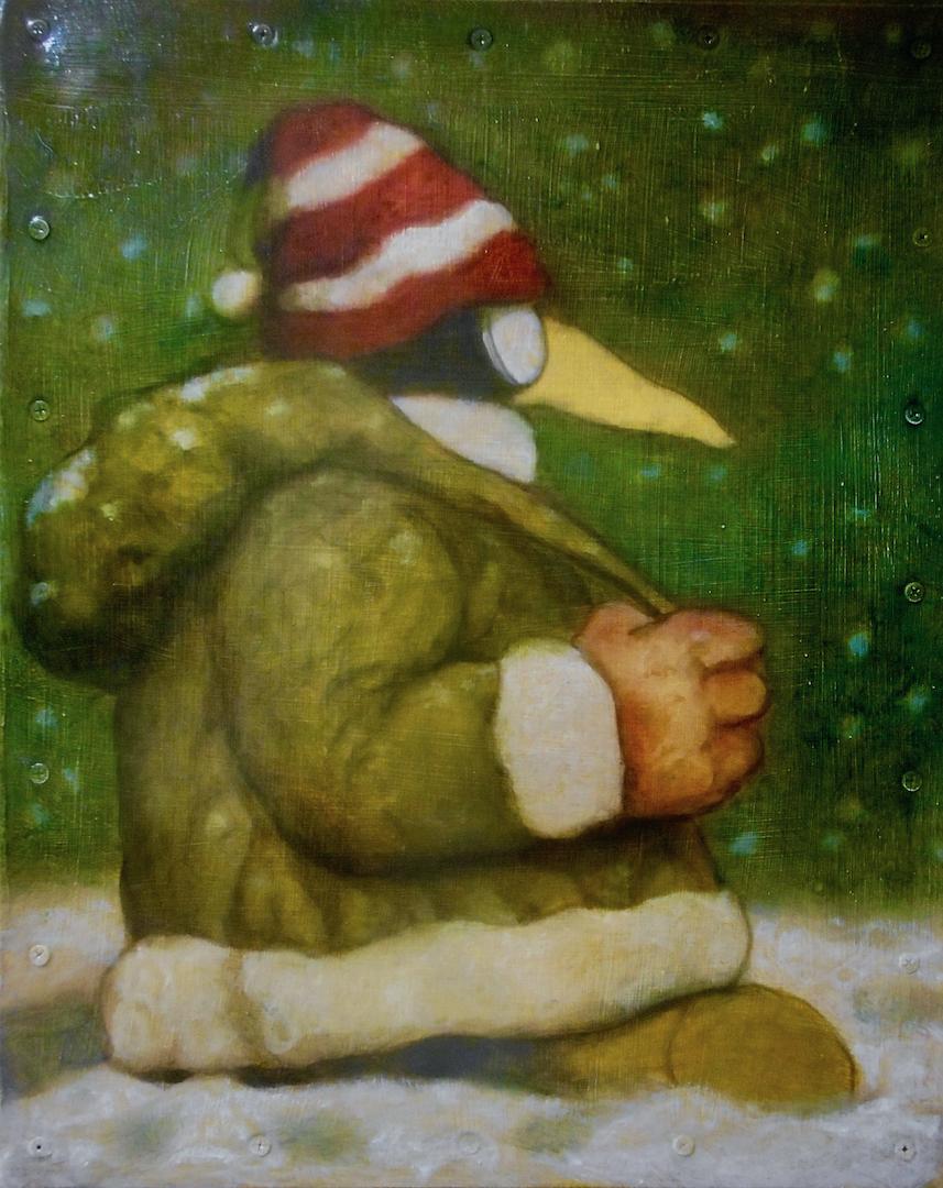 Santiago Perez: The Christmas Mergatroid