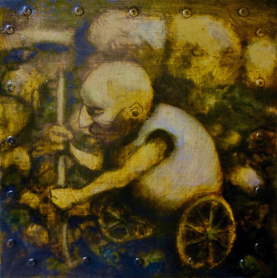 Santiago Perez: The Monk