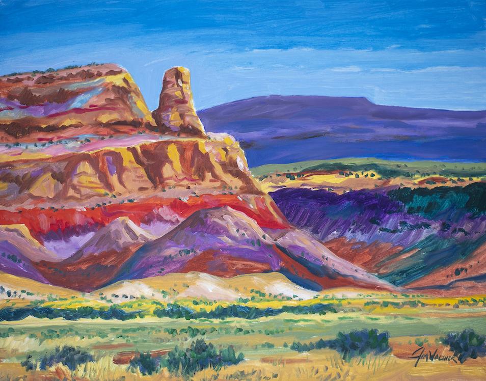 Jim Walther: The Piedra Lumbre