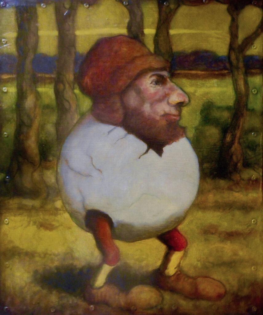 Santiago Perez: The Rare and Elusive Eggman