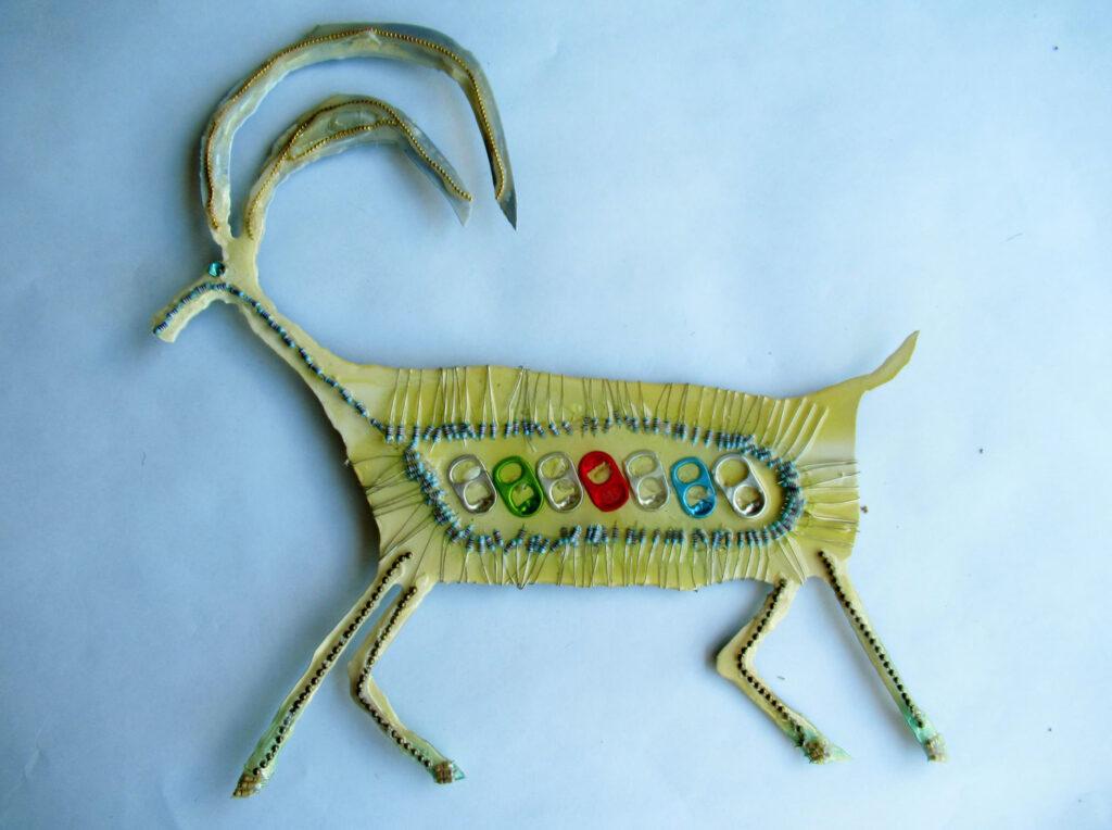 John Bumkens: Yellow Belly Deer