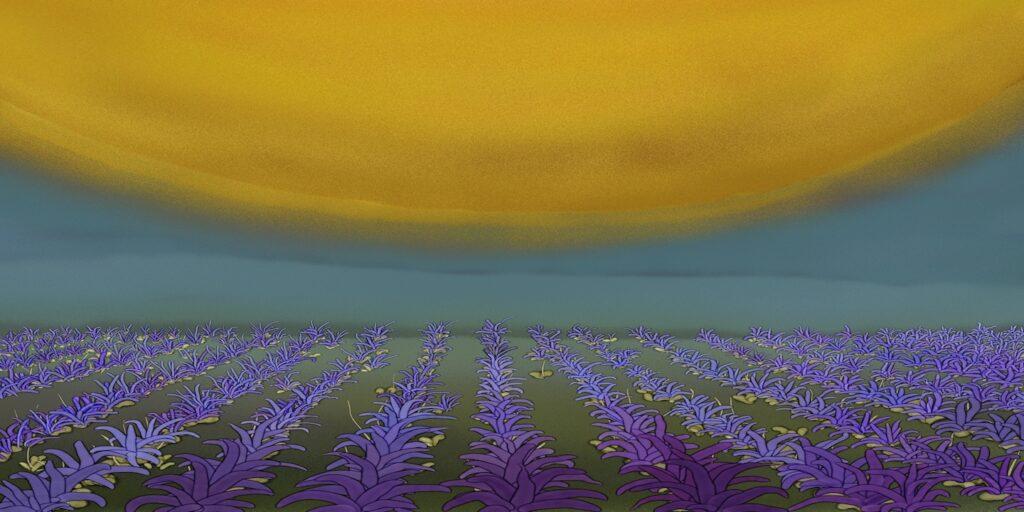 David Henderson: Yellow Sun