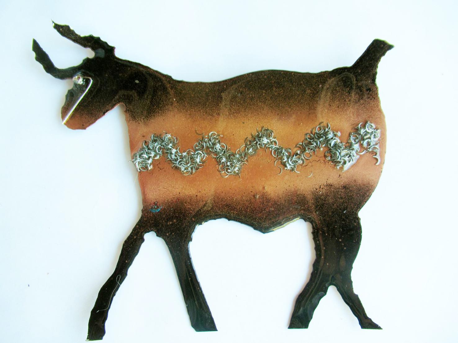 John Bumkens: Copper Bull