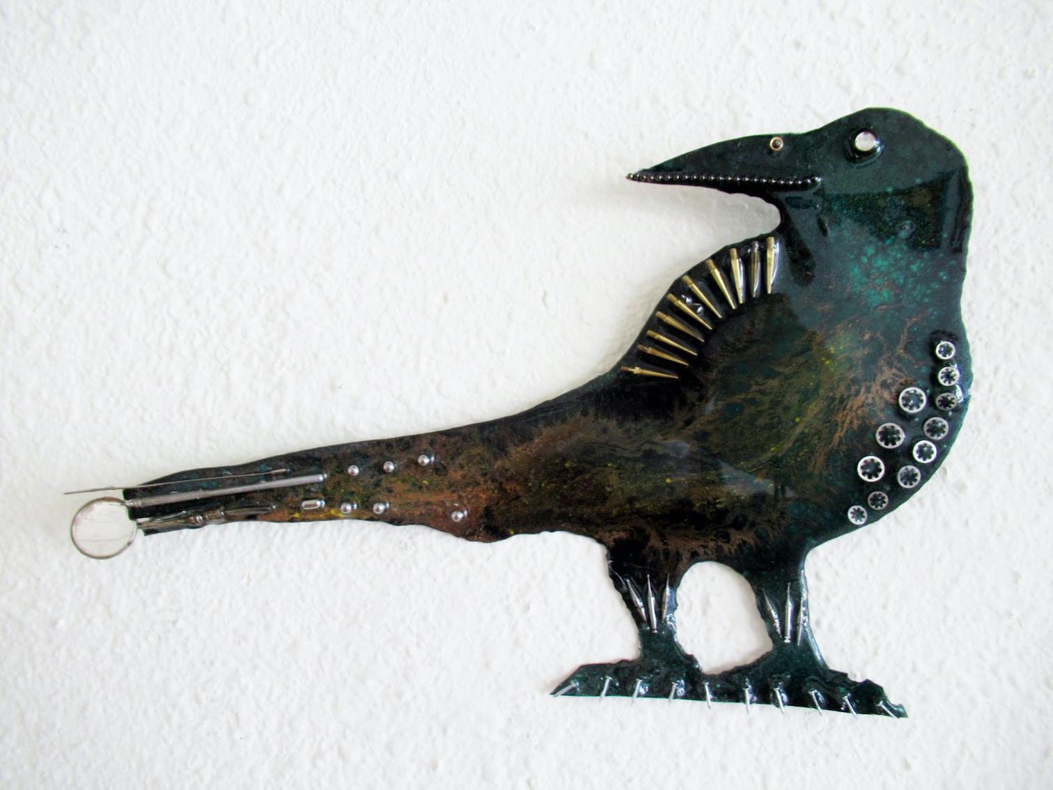 John Bumkens: My Raven Friend