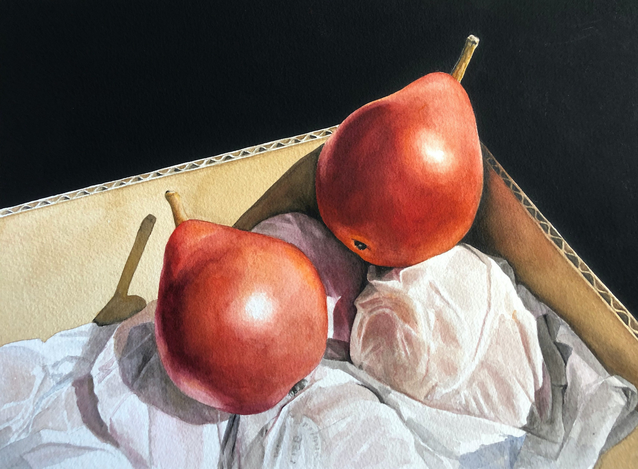 Penny Thomas Simpson: A Pair of Pears