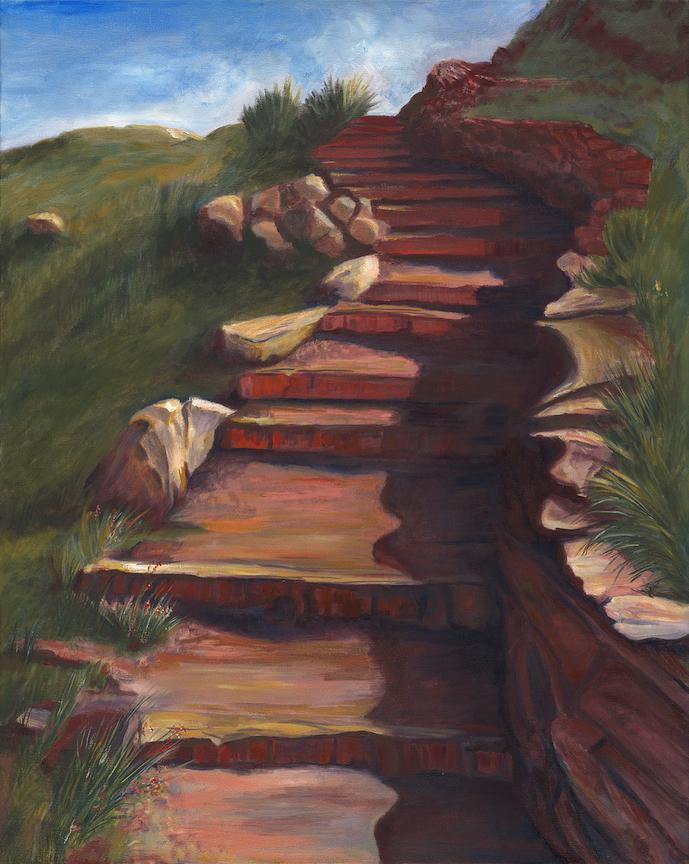 Phyllis A. Gunderson: Alibates Path