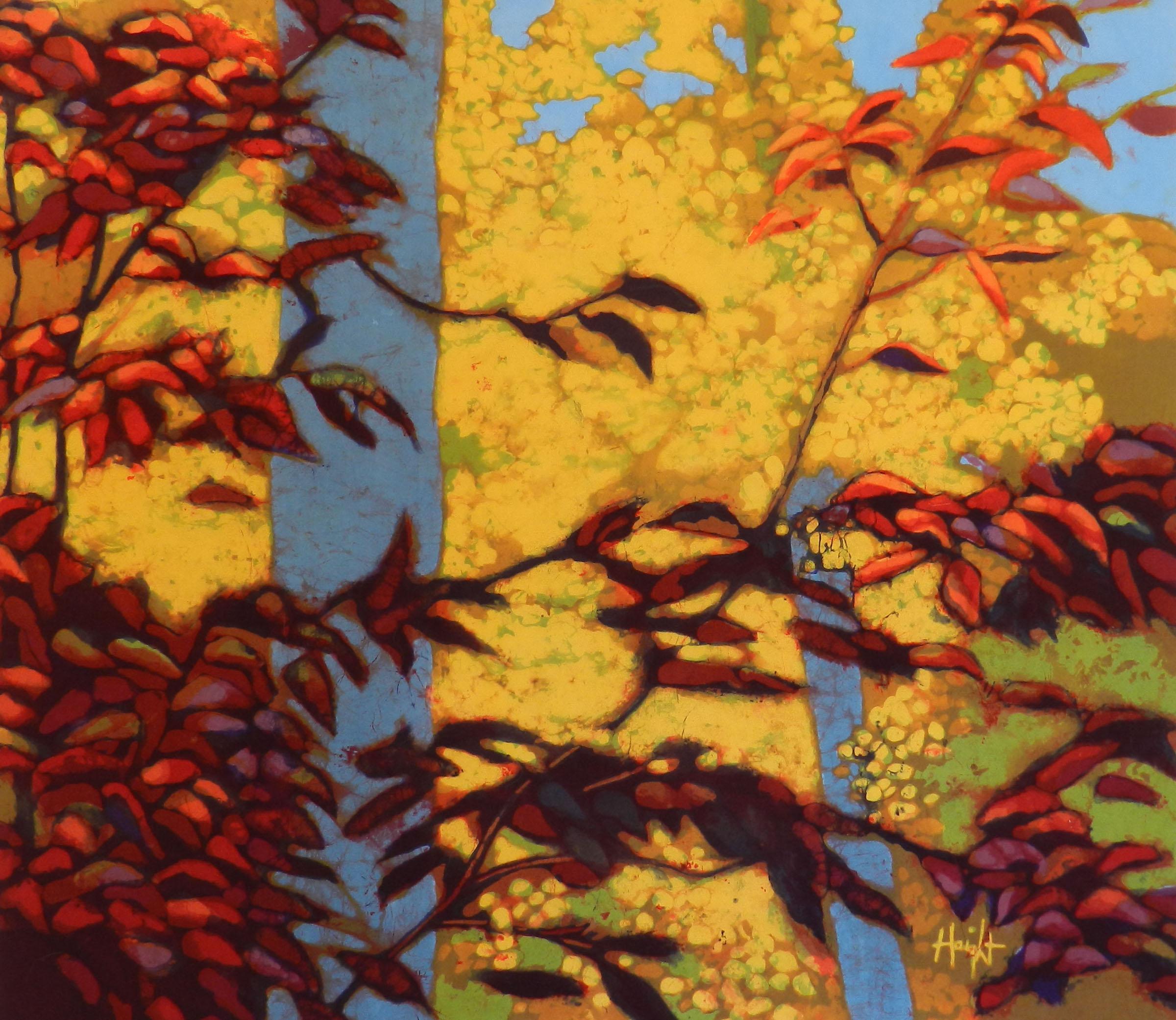 Cathy Haight: An Autumn of Freedom