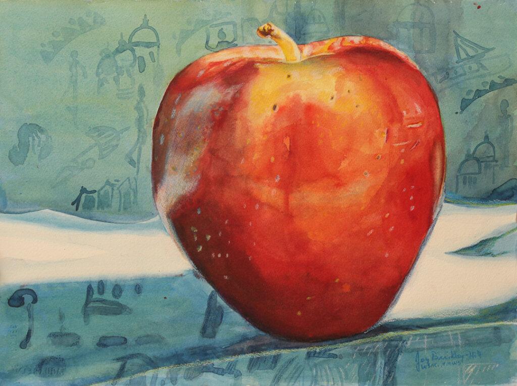 Joy Brinkley-Hill: Apple Blues