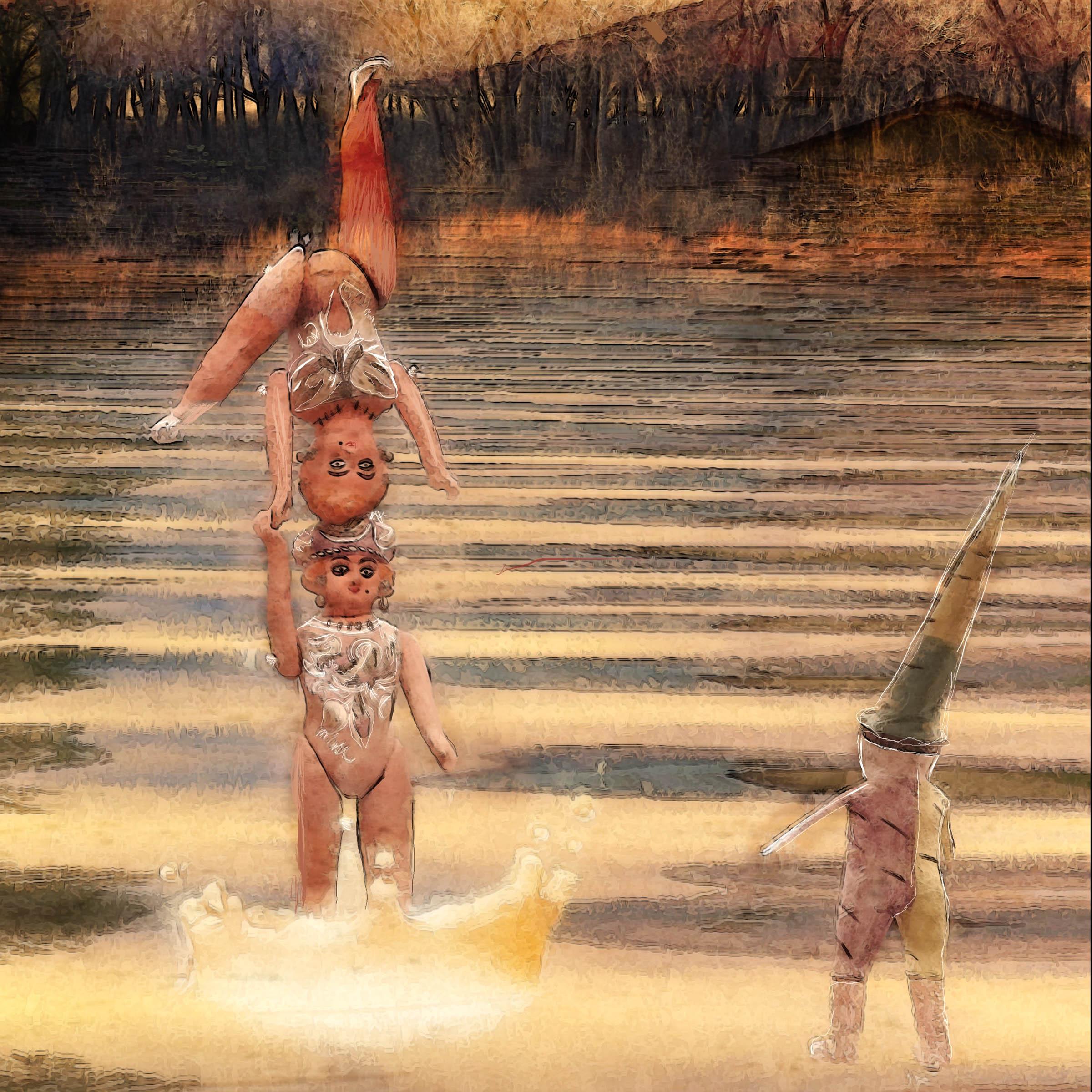 Carol Mell: Aquabatics