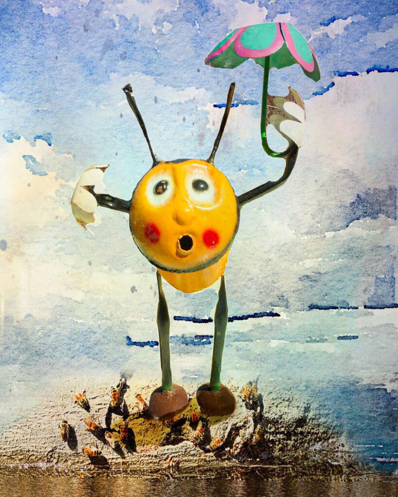 Carol Mell: Big Bee