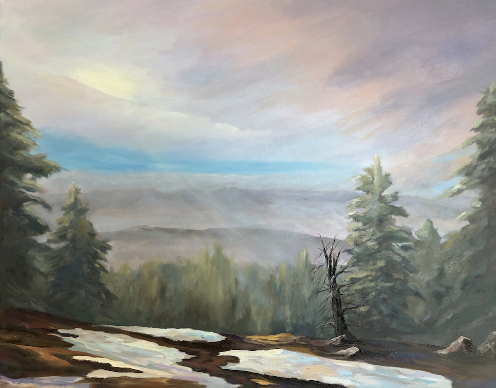 Phyllis A. Gunderson: Breaking Fog