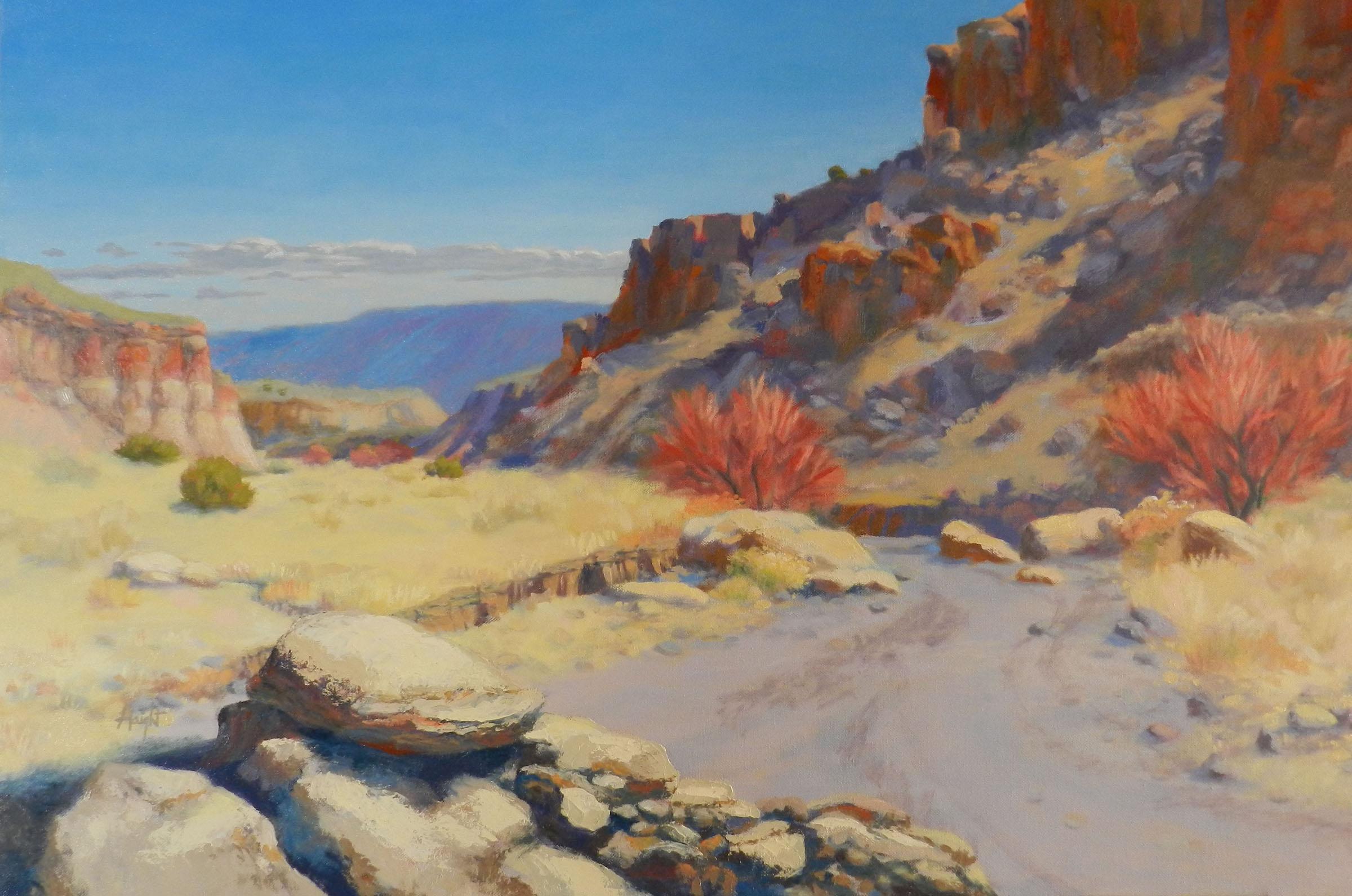 Cathy Haight: Canyon Walk