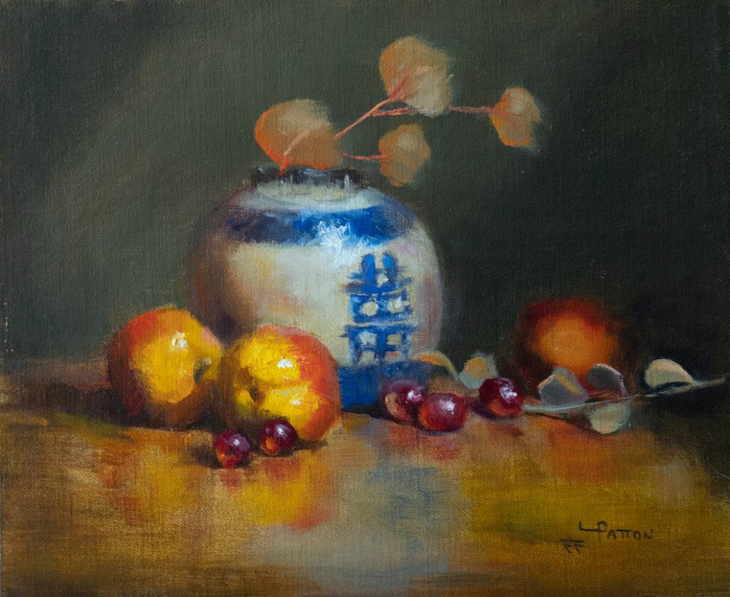 Lynne Patton: Fall Nectarines