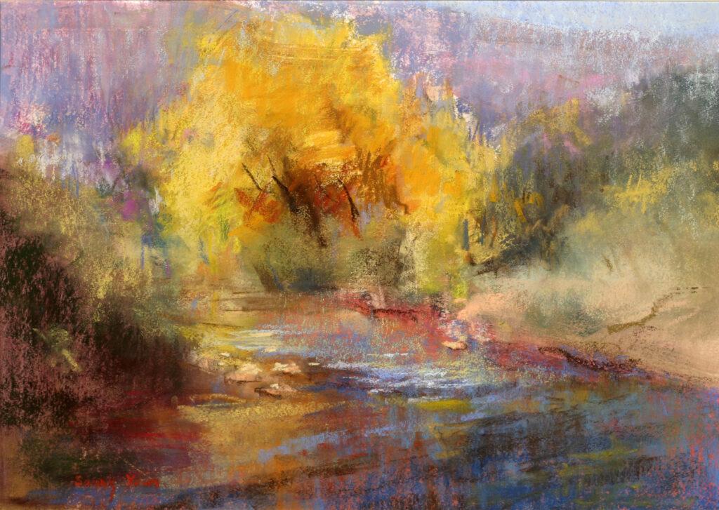 Seung Youn: Jemez  River